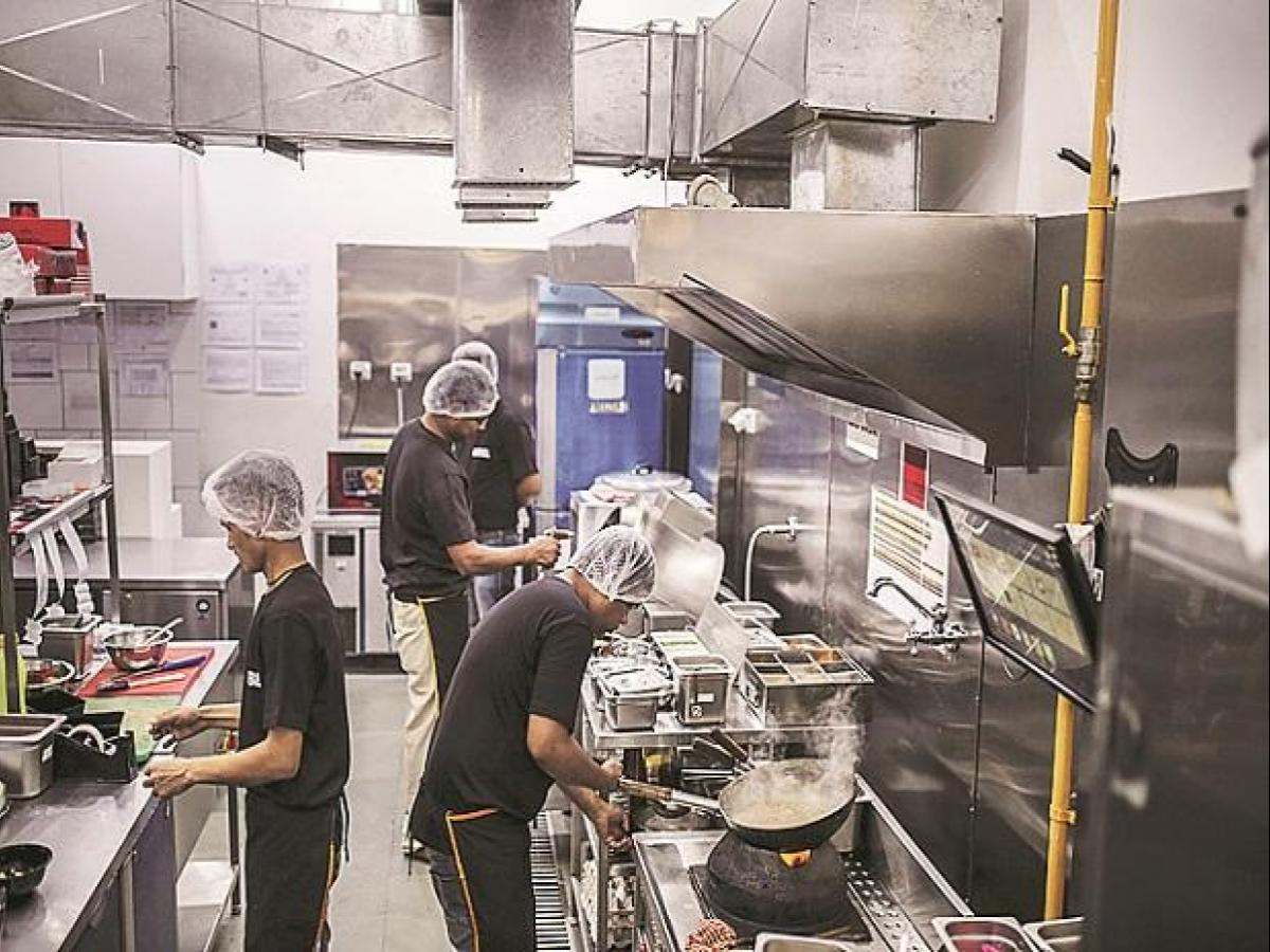 Rebel Foods Woos Consumers With Temperature Check Of Staff Healthy Food Business Standard News