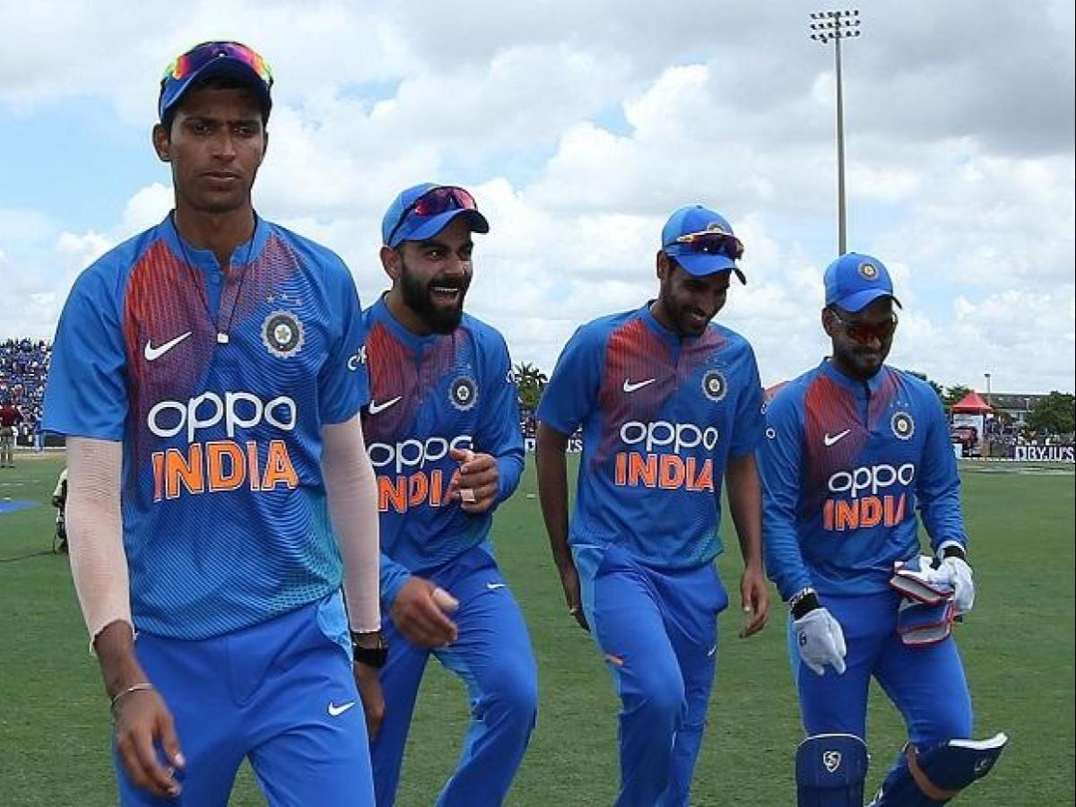 India Tour Of West Indies Bcci Denies Any Threat To Indian