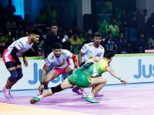 Patna Pirates vs Jaipur Pink Pathers, Jan Kun Lee, PKL 2019