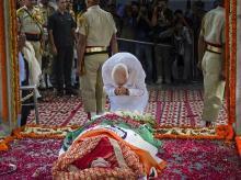 Sushma Swaraj, PM Modi