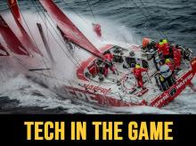 HCL partnered with the Volvo Ocean Race to relay each boat's progress in real time to the organisers, fans and the global media