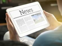 online news, digital news