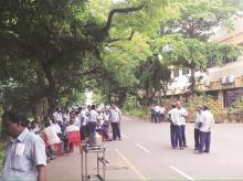 Ashok Leyland, auto slowdown