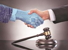 lawyer, law firms, artificial intelligence