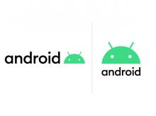 Google Android new logo
