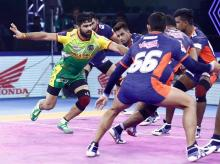Pardeep Narwal, Bengal Warriors vs Patna Pirates, PKL 2019Pardeep Narwal, Bengal Warriors vs Patna Pirates, PKL 2019
