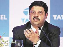 Koushik Chatterjee,  ED and CFO, Tata Steel