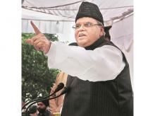 Satya pal malik, J&K Governor