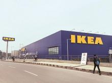 IKEA, which has said it might be buying $667 million in furnishings, furniture and trinkets from India by 2020, can now sell goods worth $2.2 billion here annually - even if all of it is made in China or Bangladesh