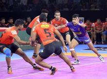 Naveen Kumar, Dabang Delhi vs U Mumba, PKL 2019