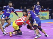 PKL 2019, Haryana Steelers vs Gujarat Fortunegiants