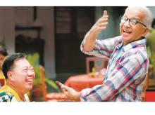 Vodafone has brought back its elderly couple Asha and Bala for a new campaign,