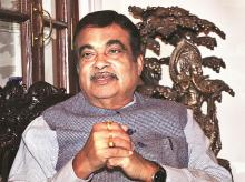 Nitin Gadkari, Road Transport  and Highways Minister