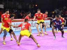 Gujarat Fortunegiants vs Bengal Warriors, PKL 2019