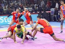 Pardeep Narwal, PKL 2019, Patna Pirates vs UP Yoddha