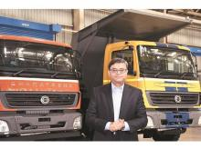 Satyakam Arya, managing director and chief executive officer, Daimler India Commercial Vehicles