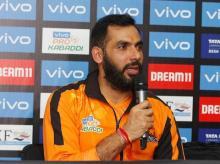 Puneri Paltan coach Anup Kumar, PKL 2019