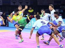 Pardeep Narwal, patna Pirates vs Tamil Thalaivas
