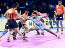 PKL 2019, maninder Singh, U Mumba vs Bengal Warriors