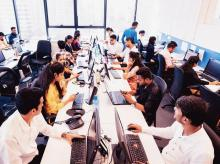 Average salary in IT sector has also increased by 30 per cent from 2014, say company officials