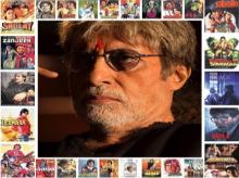 From angry young man to cool old gentleman, 50 years of Amitabh Bachchan