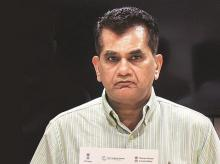 NITI Aayog Chief Executive Officer Amitabh Kant