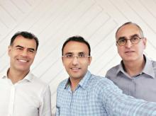 Sandeep Aneja (left) and Jetu Lalvani (right) founded Kaizen Private Equity, Asia's only fund devoted to education, and brought Nirav Khambhati to the team later
