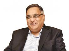 Prakash Kacholia, Managing director, Emkay Global Financial Services