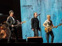 Rock band U2