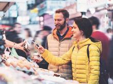 digital india The value of mobile payments in India is well behind China's, but is ahead of the US. But it could nearly double to hit $450 billion a year by 2023, according to a 2018 report from Morgan Stanley
