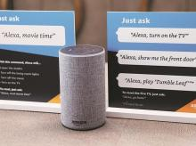 Amazon Alexa | File photo