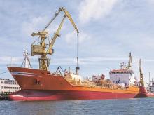 Oil import, Logistics