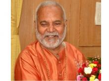 Former Union Minister Chinamayanand