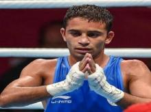 Amit Panghal first Indian to win silver at World Boxing Championships