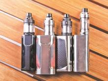 vaping, e-cigarette