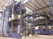 NEPRA's material recovery facility in Ahmedabad for tackling municipal waste