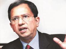 Suresh Narayanan, chairman and managing director, Nestlé India