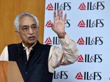 IL&FS Vice Chairman Vineet Nayyar