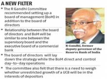 Way forward for UCBs: Go back in time and revisit RBI suggestions