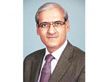 HPCL Chairman and Managing Director M K Surana