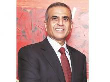 Sunil Mittal, founder and chairman of Bharti Enterprises