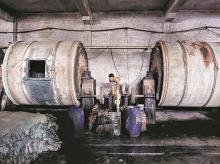 Kanpur leather tanneries