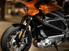 Harley-Davidson's new electric motorcycle, LiveWire, is shown in this handout photo released by Harley-Davidson. Photo: Reuters