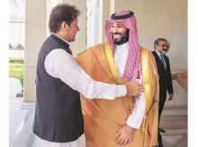 Crown Prince Salman Imran Khan