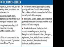 Flipkart plays big on fitness, sportswear as demand grows in tier-2 cities