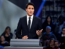 Justin Trudeau, canada elections,