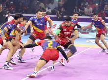 PKL 2019, UP Yoddha vs Bengaluru Bulls