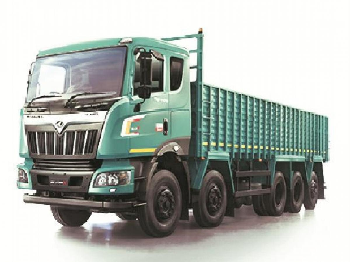Truck Market Amid Falling Sales Mileage Ownership Cost Claims Reign Business Standard News