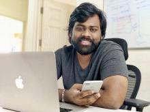 Sanjay Nediyara, founder, Sieve