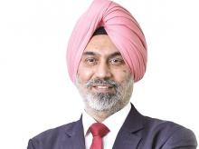 H P Singh, Chairman and managing director, Satin Creditcare Network